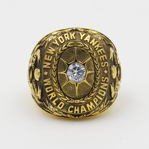New York Yankees 1927 World Series MLB Championship Ring With Cubic Zirconia