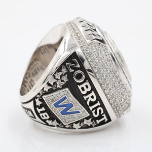 Chicago Cubs 2016 MLB World Series Championship Ring