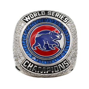 Chicago Cubs 2016 World Series MLB Fan Ring