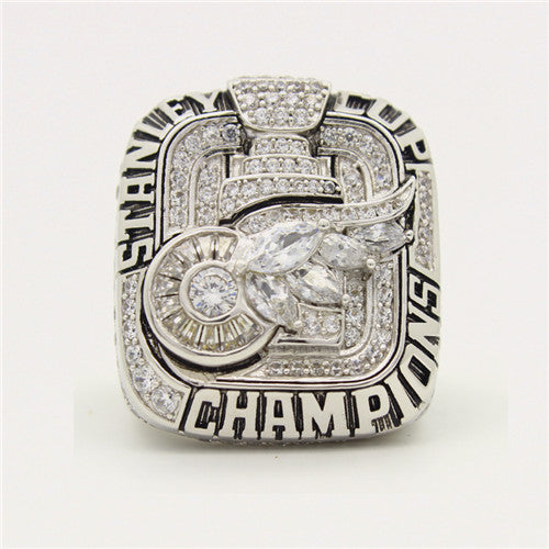 Detroit Red Wings 2008 Stanley Cup Finals NHL Championship Ring