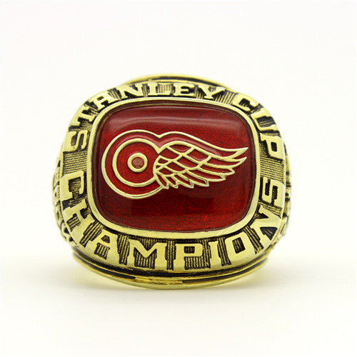 Detroit Red Wings 1997 Stanley Cup Final NHL Championship Ring