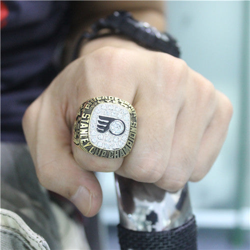 Philadelphia Flyers 1975 Stanley Cup Final NHL Championship Ring
