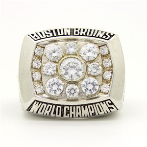 Boston Bruins 1972 Stanley Cup Final NHL Championship Ring