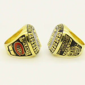 Montreal Canadiens 1956 Stanley Cup Final NHL Championship Ring