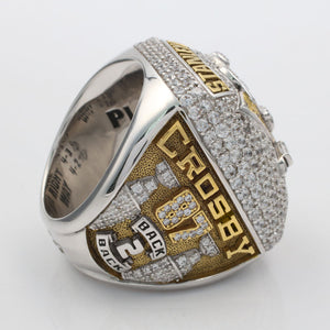 Pittsburgh Penguins 2017 Stanley Cup Finals NHL Championship Ring