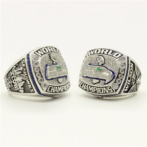 Custom Seattle Seahawks 2013 Super Bowl XLVIII Championship Ring