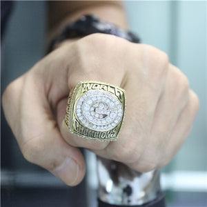 Super Bowl XXXI 1996 Green Bay Packers Championship Ring