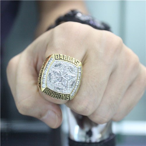 Super Bowl XXX 1995 Dallas Cowboys Championship Ring