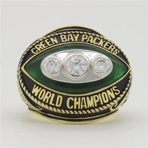Super Bowl II 1967 Green Bay Packers Championship Ring