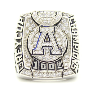 Custom 2012 Toronto Argonauts The 100th Grey Cup Champions Ring