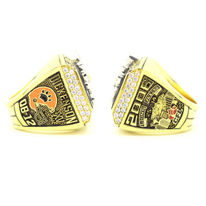 Custom BC Lions 2006 CFL 94th Grey Cup Championship Ring