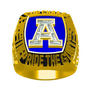 Custom Toronto Argonauts 1991 CFL 79th Grey Cup Championship Ring