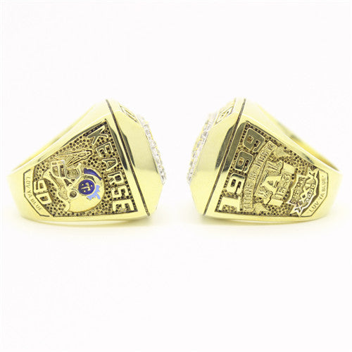Tennessee Titans 1999 American Football Championship Ring