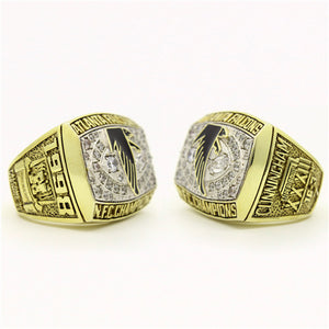 Atlanta Falcons 1998 National Football Championship Ring