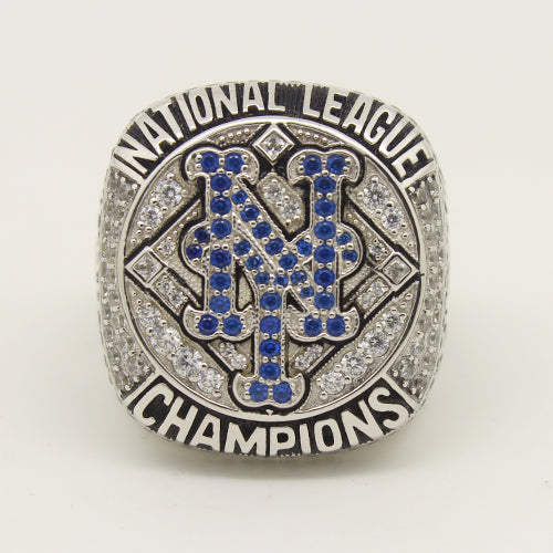 Custom New York Mets 2015 National League Championship Ring