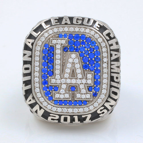 Los Angeles Dodgers 2017 National League Championship Ring