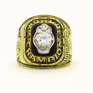 Custom 1974 Muhammad Ali World Boxing Champions Ring