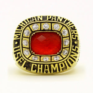 Custom 1983 Michigan Panthers USFL Championship Ring