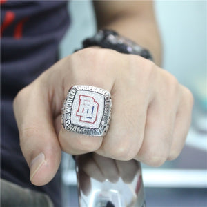 Custom Dominican Republic 2013 World Baseball Classic Champions Ring