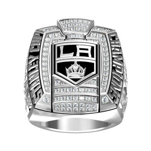 Custom Los Angeles Kings 2014 Stanley Cup Finals Fans Ring