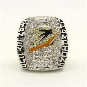 Custom 2007 Anaheim Ducks NHL Stanley Cup Championship Ring
