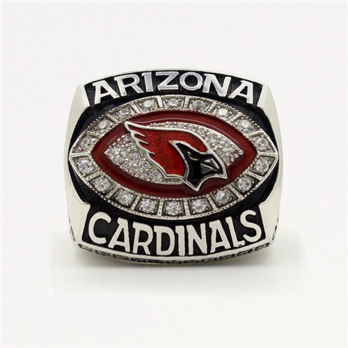 Custom 2008 Arizona Cardinals National Football Championship Ring