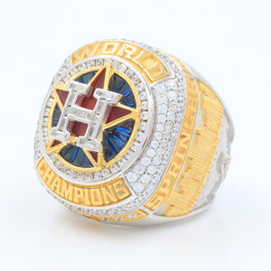 Custom 2017 Houston Astros Championship Ring
