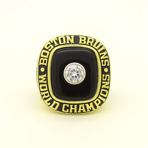 Custom 1970 Boston Bruins NHL Stanley Cup Championship Ring
