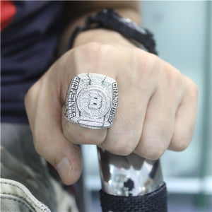 Custom 2011 Boston Bruins NHL Stanley Cup Championship Ring