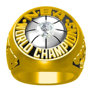 Custom 1974 Boston Celtics NBA Basketball World Championship Ring