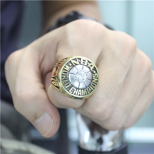 Custom 1976 Boston Celtics NBA Basketball World Championship Ring