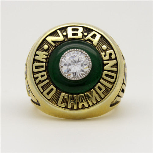 Custom 1981 Boston Celtics NBA Basketball World Championship Ring