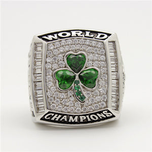 Custom 2008 Boston Celtics NBA Basketball World Championship Ring
