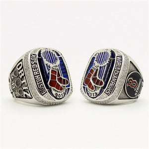 Custom 2013 Boston Red Sox MLB World Series Championship Ring
