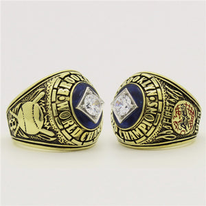 Custom 1955 Brooklyn Dodgers MLB World Series Championship Ring