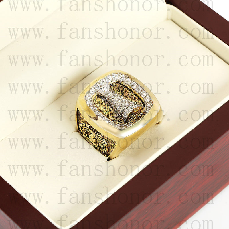 Customized NHL 1993 Montreal Canadiens Stanley Cup Championship Ring