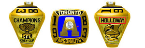 All CFL Grey Cup Championship Rings