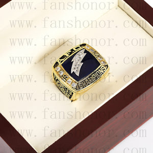 Customized AFC 1994 San Diego Chargers American Football Championship Ring