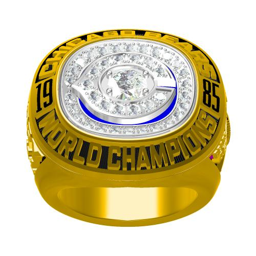 Custom Chicago Bears 1985 NFL Super Bowl XX Championship Ring