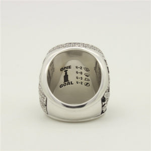 Custom 2015 Chicago Blackhawks NHL Stanley Cup Championship Ring