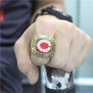 Custom 1990 Cincinnati Reds MLB World Series Championship Ring
