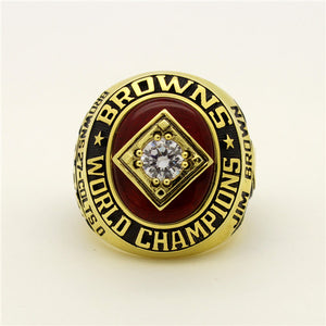 Custom 1964 Cleveland Browns NFL Super Bowl Championship Ring