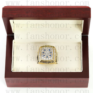 Customized AFC 2009 Indianapolis Colts American Football Championship Ring