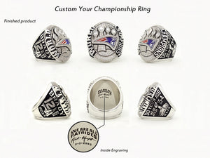 Fully Customized Championship Ring