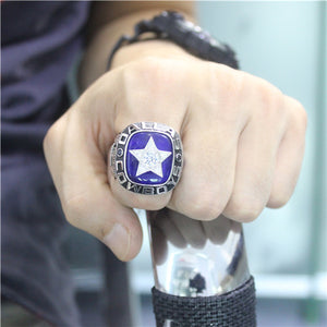 Custom 1970 Dallas Cowboys National Football Championship Ring