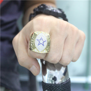 Custom Dallas Cowboys 1992 NFL Super Bowl XXVII Championship Ring