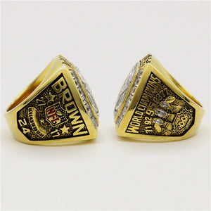 Custom Dallas Cowboys 1995 NFL Super Bowl XXX Championship Ring