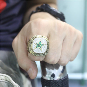 Custom 1999 Dallas Stars NHL Stanley Cup Championship Ring