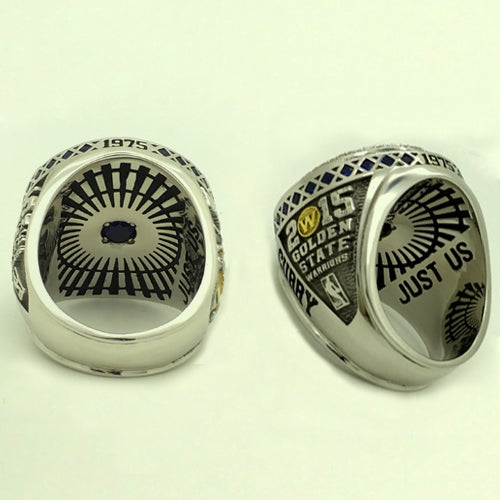 Custom 2015 NBA Golden State National NBA Basketball World Championship Ring