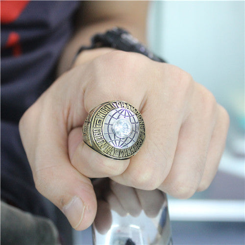 Custom Green Bay Packers 1966 NFL Super Bowl I Championship Ring